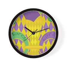 FleurdeJestPpMpF Wall Clock
