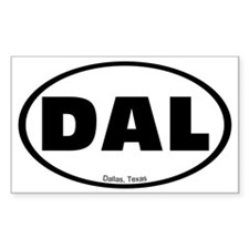 Dallas Decal