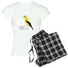 american goldfinch Pajamas