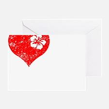 Love 2 Ukulele Greeting Card