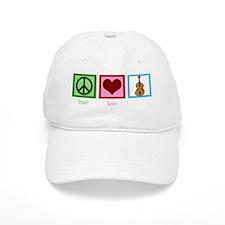 peacelovecellowh Baseball Cap