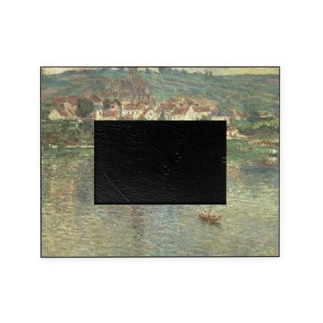 Vetheuil, by Claude Monet Picture Frame