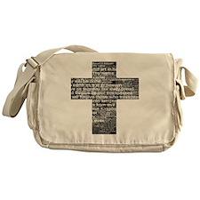 LordsPrayer Messenger Bag