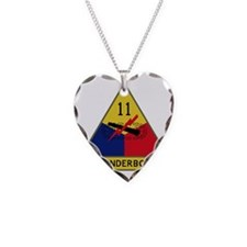 11th Armored Division - Thund Necklace
