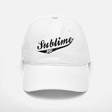 SublimeBlack Baseball Baseball Cap