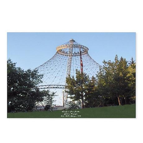 Spokane Riverfront Park Pavilion Postcards (Packag