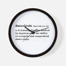 Dancelexia Wall Clock