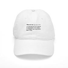 Dancelexia Baseball Cap