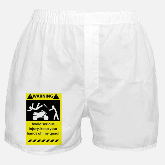 Warning_0111_3.5x2.5 Boxer Shorts