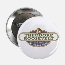 """Theodore Roosevelt National Park 2.25"""" Button"""