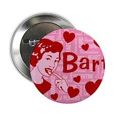 """valentine-barf_13-5x18 2.25"""" Button"""