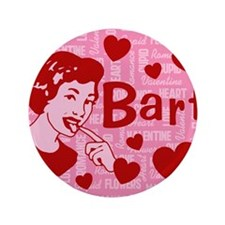 "valentine-barf_13-5x18 3.5"" Button"
