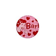 valentine-barf_13-5x18 Mini Button