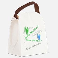 hear Canvas Lunch Bag