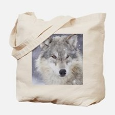 ms  Wolf Tote Bag