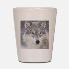 ms  Wolf Shot Glass