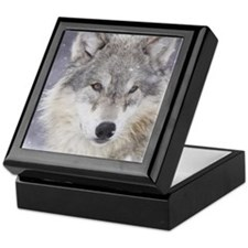 ms  Wolf Keepsake Box
