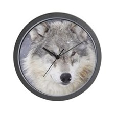 ms  Wolf Wall Clock