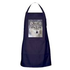 ms  Wolf Apron (dark)