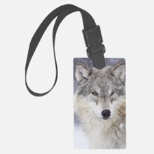 x14  Wolf Luggage Tag
