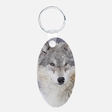 x14  Wolf Keychains