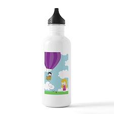 balloon208_V_F Water Bottle