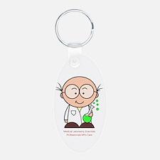 Medical Laboratory Professionals Keychains