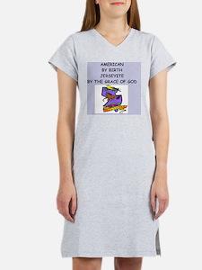 NEW JERSEY Women's Nightshirt