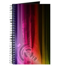 Rainbow Modern (4G slider) Journal