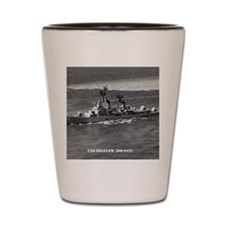 bigelow notecard Shot Glass