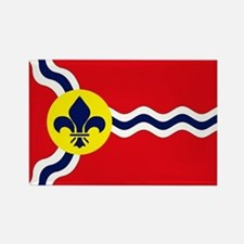 St. Louis Flag Magnets
