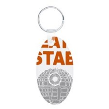 vlcsnap-2011-01-13-00h43m44 Aluminum Oval Keychain