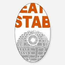 vlcsnap-2011-01-13-00h43m44s183 Sticker (Oval)