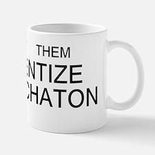 immanentize bumper Small Small Mug