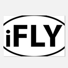 iFLY Postcards (Package of 8)