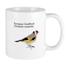 european goldfinch Mug
