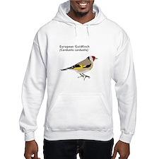 european goldfinch Hoodie