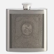 Tapestry of the Suite of Dieux Arms Flask