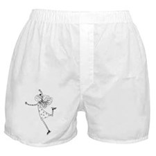 skater for T zoe Boxer Shorts
