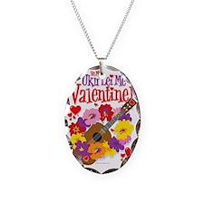 Ukulele Valentine Necklace