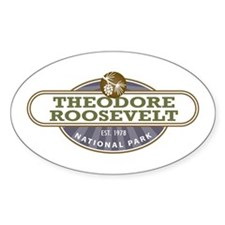 Theodore Roosevelt National Park Decal