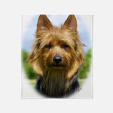 Australian Terrier 9R044D-19 Throw Blanket