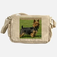 Australian Terrier 9R044D-70 Messenger Bag
