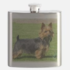 Australian Terrier 9R044D-70 Flask