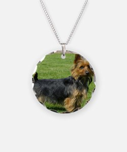 Australian Terrier 9R044D-70 Necklace