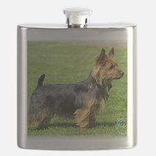 Australian Terrier 9R044D-62 Flask