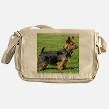 Australian Terrier 9R044D-62 Messenger Bag