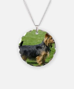 Australian Terrier 9R044D-62 Necklace