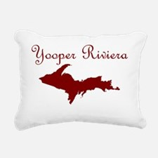 New_YooperBerry_Yooper_R Rectangular Canvas Pillow