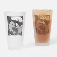 Why the Long Face Drinking Glass